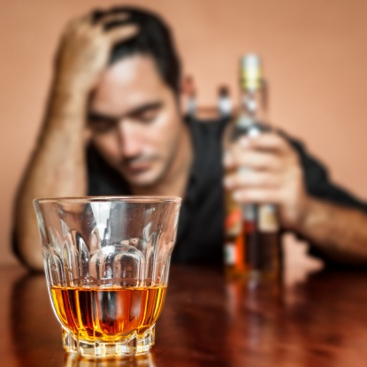 alcohol recovery stages